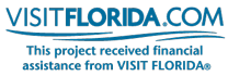 VisitFlorida.com – This project received financial assistance from VISIT FLORIDA®